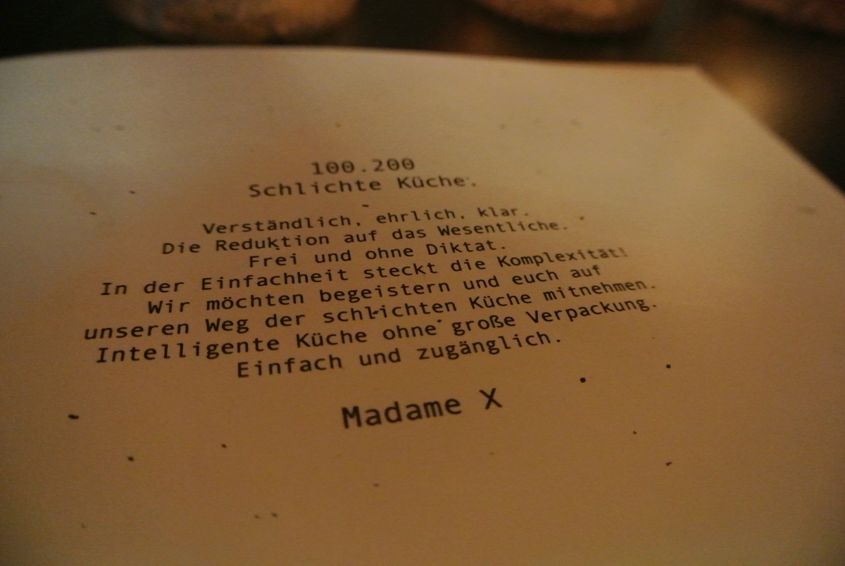 Madame X im Off Club, Hamburg | erkocht!
